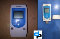 Galaxy Yas Multiuse PDF Temp And Rh Data Logger for Industrial
