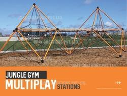 Jungle Gym Multi Play Station