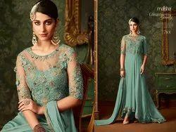Wedding Wear Anarkali Designer Suit