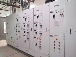 PLC Controlled Panel