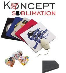Promotional Printed Rubber Mouse Pads
