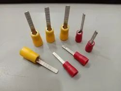 Insulated Flat Pin Terminals