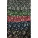 Printed Khadi fabric
