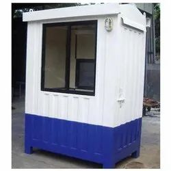 Portable MS Security Cabin 6' x 6' x 8'