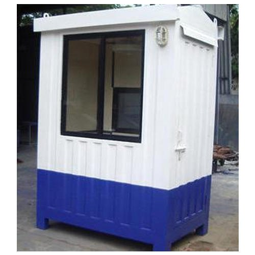 Portable Steel Security Cabins