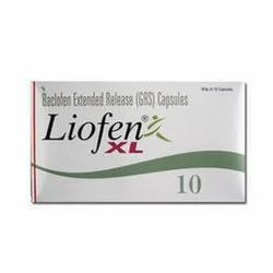 Baclofen Extended Release GRS Capsules