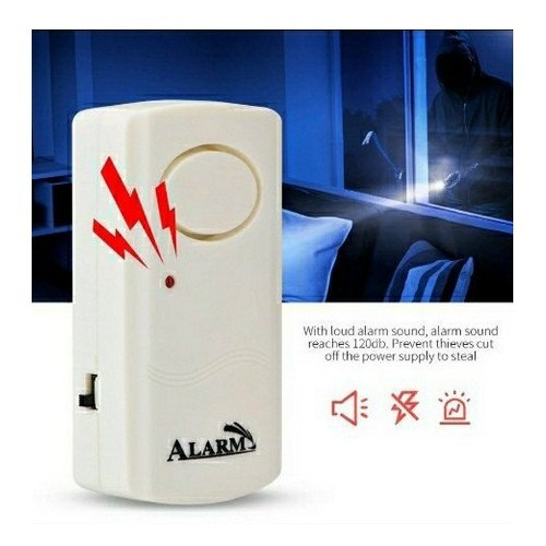 Power Cut Failure Detector Outage Alarm Warning Siren