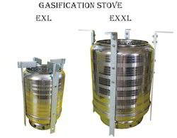 New- Style Biomass Fuel Pellet Stove