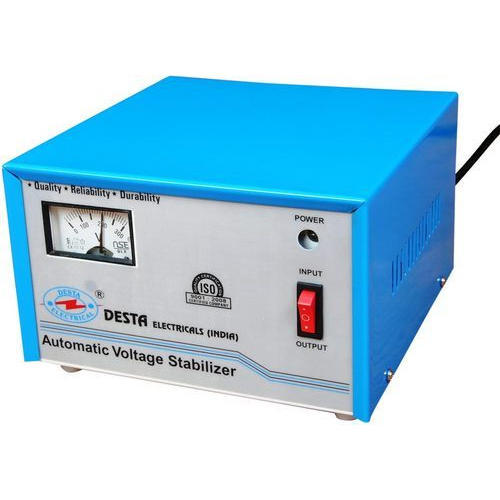 2.5kva Three Phase Domestic Automatic Voltage Stabilizer, Rs 6000 /piece |  ID: 15322339197