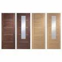 Teak Wood Flush Door