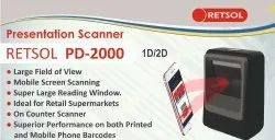 Retsol PD2000 Scanner