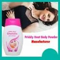 Glohills Prickly Heat Body Powder - 100 gms