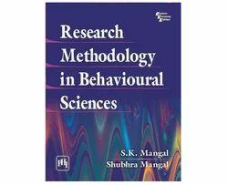 Research Methodology In Behavioural Sciences Book