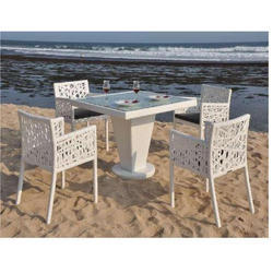 Luxury Outdoors Table Set