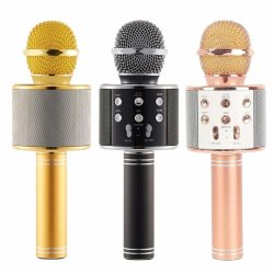 WS-858 Wireless Bluetooth Microphone for All Android