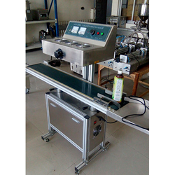 Band Sealer Cap Machine