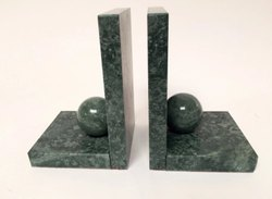 RM Green Marble Book End Size 6