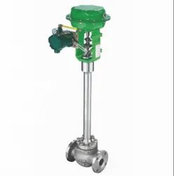 Pneumatic Cryogenic Regulating Valve