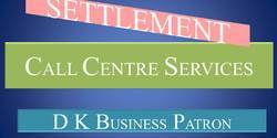 English 24 X 7 Settlement Call Centre Services in India