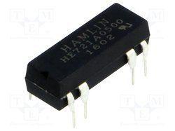 Hamlin Reed Relay HE721A0500 ( SPST 500MA 5V )