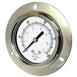 Panel Mounting Pressure Gauge