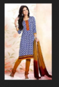 Ladies Printed Churidars