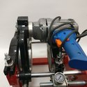 HDPE Pipe Welding Machine - Weld Champ 2 Clamps With Pressure Gauge , Range 40 to 160mm