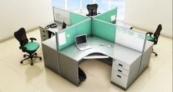 FRP Office Interior Work Station