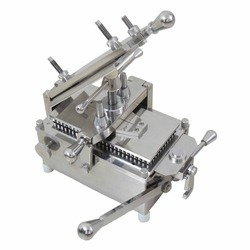 Hand Capsule Filler Machine