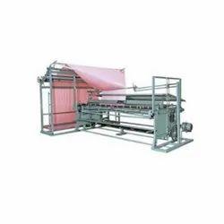 Fabric Double Fold Rolling Machine
