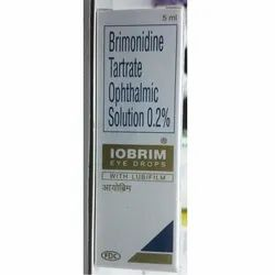 Brimonidine Tartrate Ophthalmic Solution 0.2%