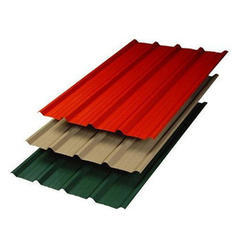 Steel Color Coated Roofing Sheet