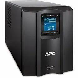 APC Uninterruptible Power Supply, Capacity: 5 KVA, Model Name/Number: Smart Ups C1500