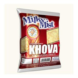 Milky Mist Khova, Packaging Type: Packet, Quantity Per Pack: 500 - 750 Gm