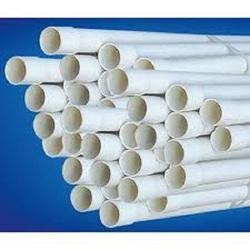 Pvc Conduit Pipes Size 0 5 5 Inch Rs 100 Meter Electromac Trefoil Clamp Brand Of Electromac Industries Id 20219231755