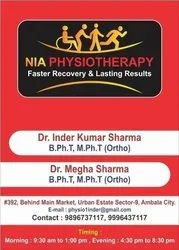 Exercise Therapy Orthopedic Physiotherapy, Musculoskeletal,Neuro Problems, Clinic