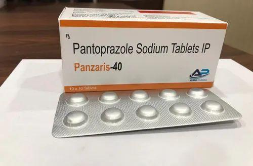 Pantoprazole Sodium Tablets (PANZARIS 40)