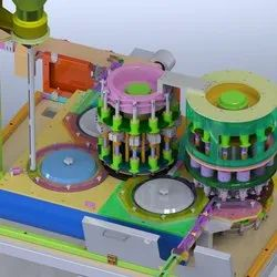Industrial Machinery Design Services