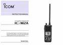 ICOM ICM2A Air Band Transceiver