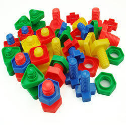 Plastic Nuts And Bolts