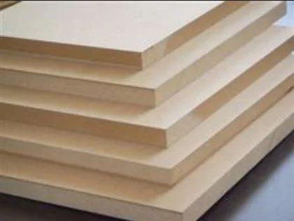 Plain Medium Density Fiber Board