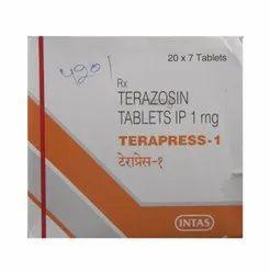 Terazosin 1 mg