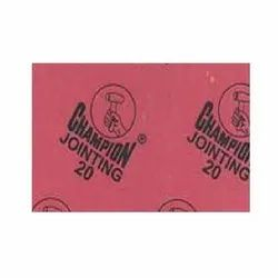 Champion 20 Steam Compressed Asbestos Fiber Jointing Sheet And Gasket