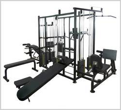 12 Station Unit Multi Gym Club Cosco