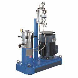 Media Mill For Nano Grinding