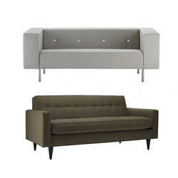 Straight Sofa Set