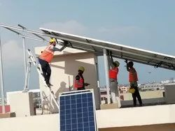 Skilled Solar Plant Installation Service for Industrial and Residential