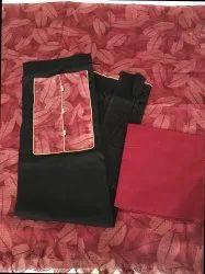Cotton Salwar Suit Material