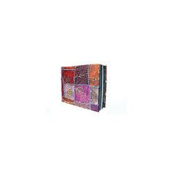 Photo Album In Multi Colour Fabric Cover Album