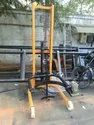 MS Hydraulic Drum Lifting Stacker